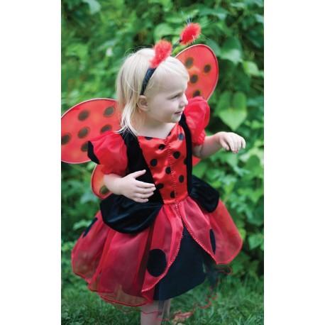 Disfraz Lady Bug (3-4 años)