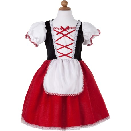 Disfraz Caperucita Roja (5-6años)