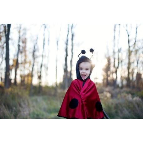 Capa Ladybug (2-3 años)