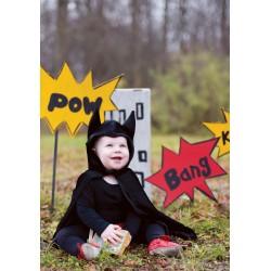 Capa murciélogo (2-3 años)