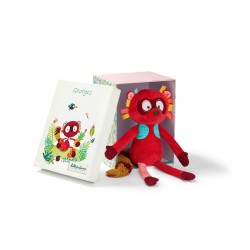 Georges peluche amorosos (Georges cuddly lemur)