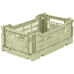 Caja plegable Mini - Crema de lima