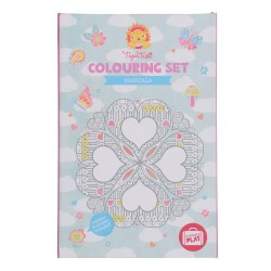 Set colorea Mandalas (Colouring Sets Mandala)