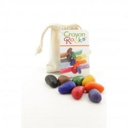 Ceras de colores Crayon Rocks (8 colores)