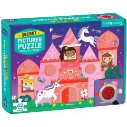 """Puzle """"el secreto del castillo"""" de 42 piezas"""