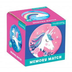 Mini memory unicornios