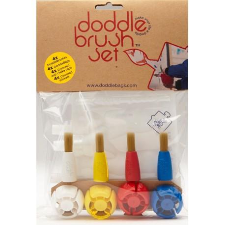 Set de pincel Doddle (Doddle brush set).