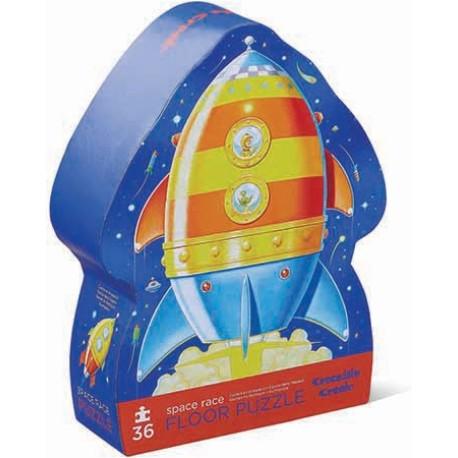 Puzle de 36 piezas Cohete del espacio