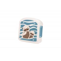 Fiambrera con 2 compartimentos Baby Otter