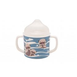 Taza con boquilla y asas Baby Otter