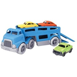 Camión transporte de coches de plástico eco