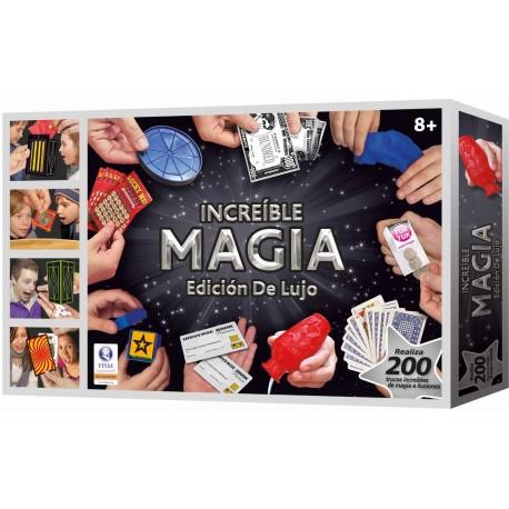 Juego de magia amazing magic edición deluxe