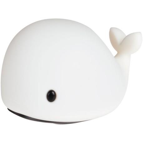 Lamparita de silicona Lil Whale