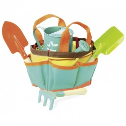 Mis pequeñas herramientas de jardín (Mon petit potager - My little garden tools)