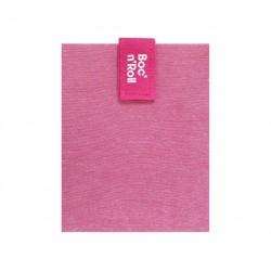 Porta bocadillos Boc'n'Roll square Rosa Eco