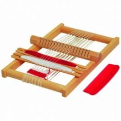 Taller para tejir de madera, Susi