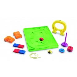 Kit multifunciones para jugar con el magnetismo