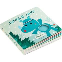 Libro de sonidos y texturas de la jungla