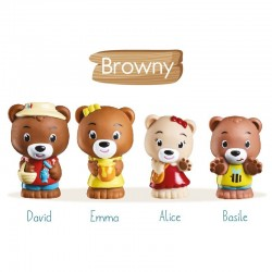 La familia Browny