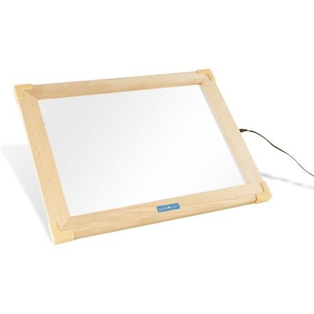 Mesa de luz LED