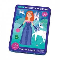 Disfraces y vestidos magnéticos para princesas