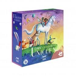 Puzle de 350 piezas Mi unicornio