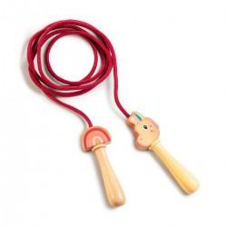 Cuerda para saltar a la comba Zia