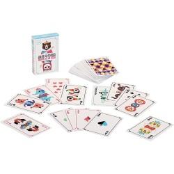 Juego de 54 cartas