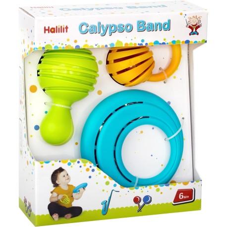 Set de instrumentos musicales para bebé