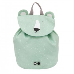 Mini mochila del oso polar