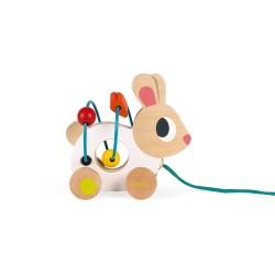 Mini-looping de arrastre del conejito