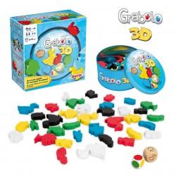"""Juego de mesa """"Grabolo 3D"""""""