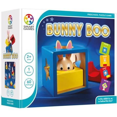 """Juego de asociación y encaje """"Bunny Boo"""""""