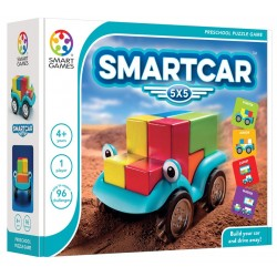 """Juego de ingenio y encaje """"Smartcar 5x5"""""""
