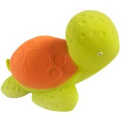 Mele, la tortuga de mar de caucho