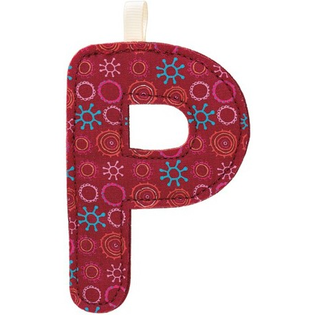 Letra P Lilliputiens (Letter P Lilliputiens)