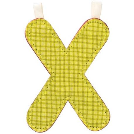 Letra X Lilliputiens (Letter X Lilliputiens)