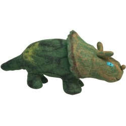 Triceratops grande de lana