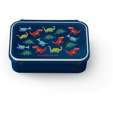 Fiambrera de doble compartimento Bento Box de los dinosaurios