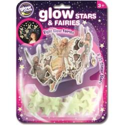 Pack de hadas y estrellas fluorescentes