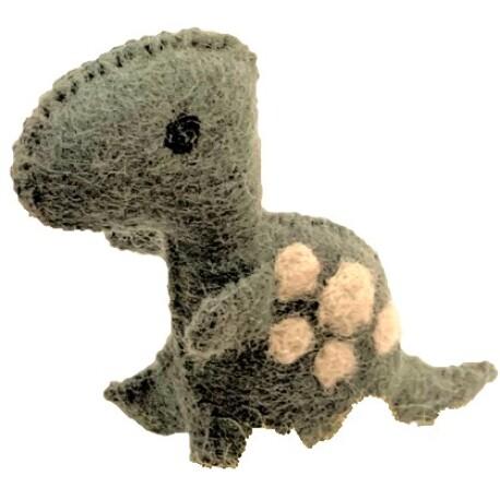 Dinosaurio de lana