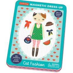 Disfraces y vestidos magnéticos para gatitas