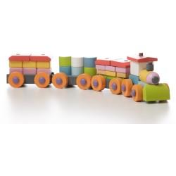 Tren de madera (Train LP-1)