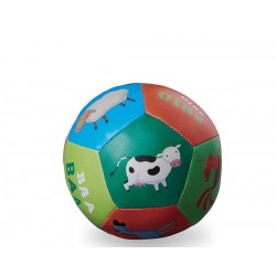 Pelota bebé (First Barnyard) de 13 cm (Ball Baby´s first Barnyard 13 cm)