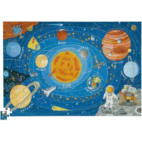 Puzle en caja 200 piezas - Espacio (Puzzle Canister 200 p Space)