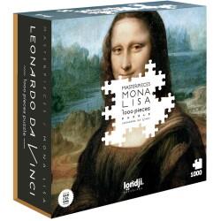 Puzle de 1000 piezas de La Mona Lisa
