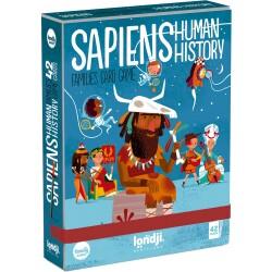 """Juego de carta """"Sapiens, la historia de la humanidad"""""""