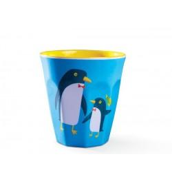 Vaso de la vajilla del mundo bebé (Dinnerware Kids World Cup)