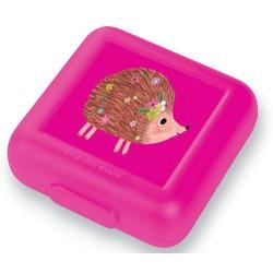 Fiambrera para sandwich (tupper) puercoespín (Sandwich Keeper Hedgehog)