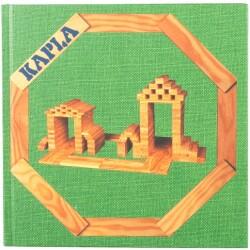 Libro de arte para hacer arquitectura simple con KAPLA